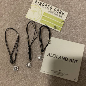Alex and Ani Kindred Cord Bracelets (3)